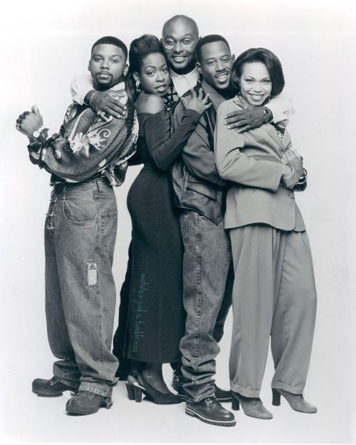 Back in the Days... We loved & Laughed at Martin (TV series) for Five Seasons. [1992- 1997] and still todayn we laugh like it was the first while watching the reruns Starring:Martin Lawrence ; Tisha Campbell ; Carl Anthony Payne II ; Thomas Mikal Ford and Tichina Arnold