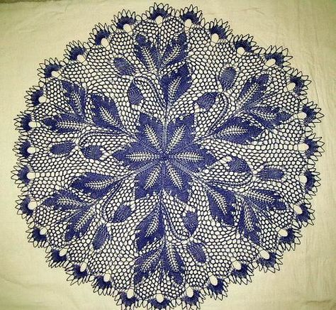 The 80 best Knitting - Doilies images on Pinterest | Lace knitting ...
