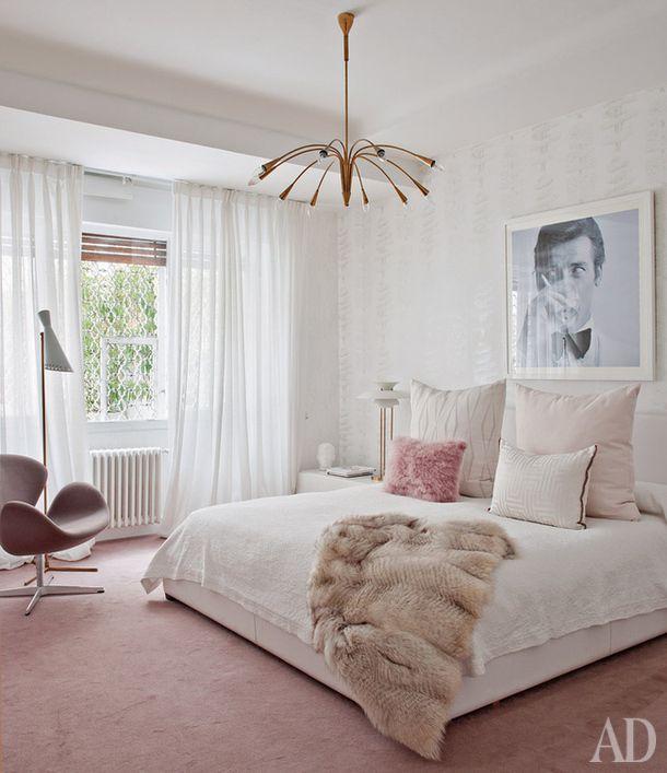 Мадрид, Испания Бюро Living Pink.