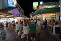 Nothing like the boardwalk in Ocean City in the summertime...