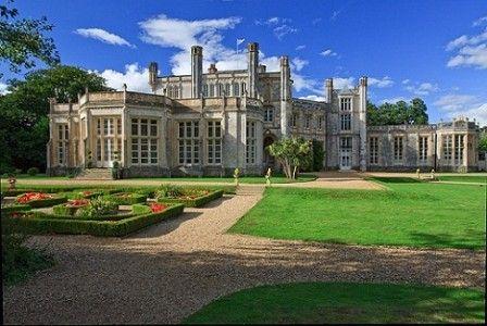 Castillos ingleses en Hampshire