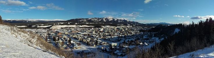 Whitehorse, Yukon in Yukon