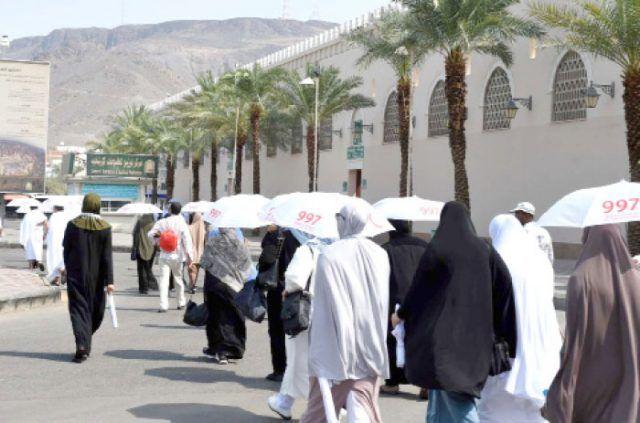 More than 707,000 pilgrims visit Madinah