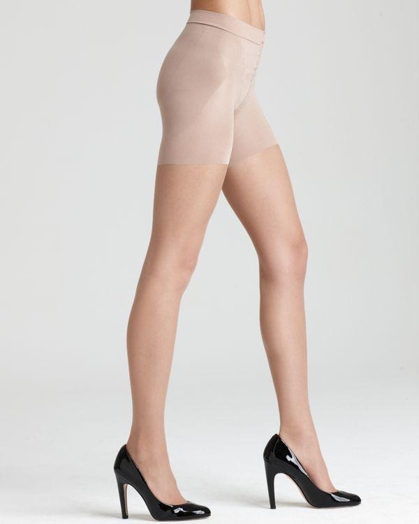 Spanx Sheer Pantyhose - Booty-Full #353
