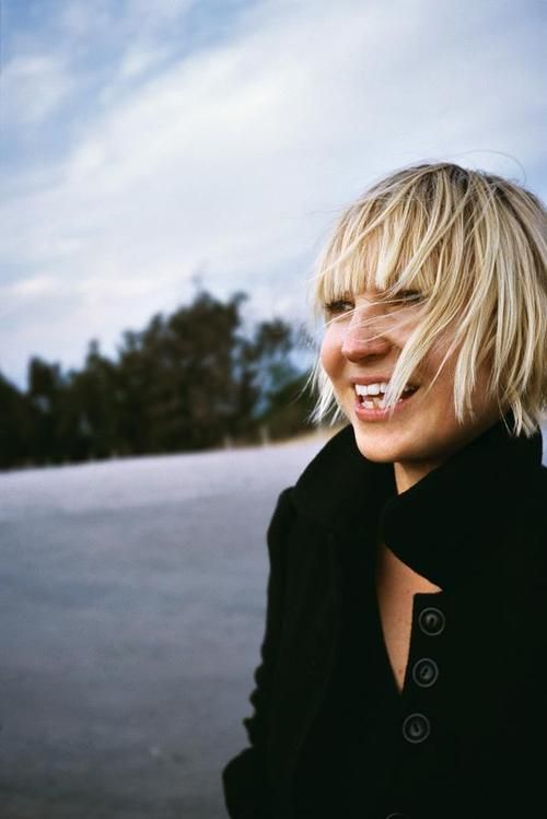 """Sia- """"Breathe Me""""..if  I don't listen to it in a while, I forget how beautiful it is.. The violins are my favorite"""