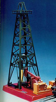 Other O Scale Parts and Accs 31097: 2305 Lionel Getty Oil Derrick And Pump C-10 Mint-Brand New -> BUY IT NOW ONLY: $128.95 on eBay!