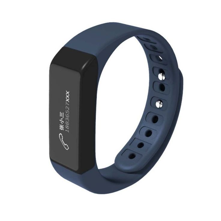I5 Plus Smart Bracelet Bluetooth 4.0 Touch Screen Fitness Tracker Health Wristband Sleep Monitor Smart Watch