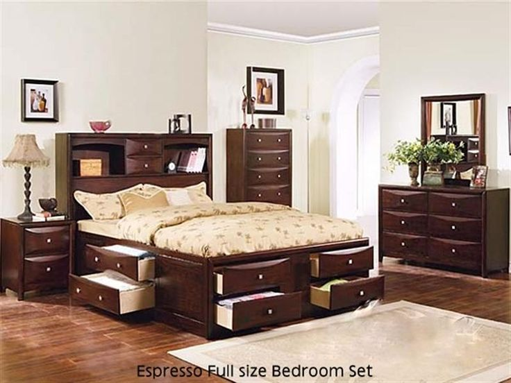 25+ best ideas about Kids Full Size Beds on Pinterest | Full beds ...