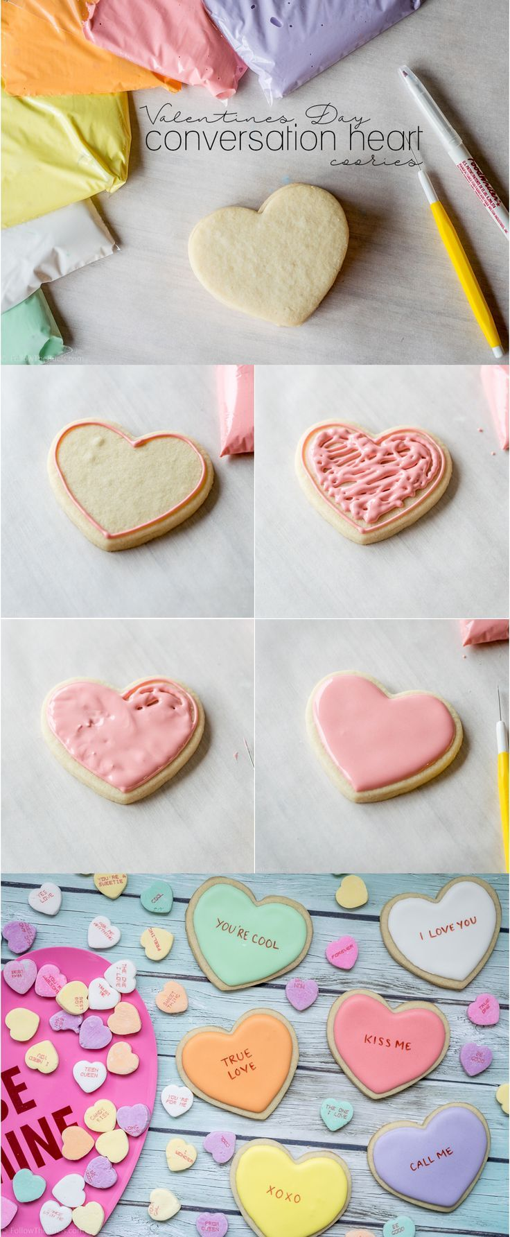The Best Royal Icing For Decorating Cookies Cookies Pinterest