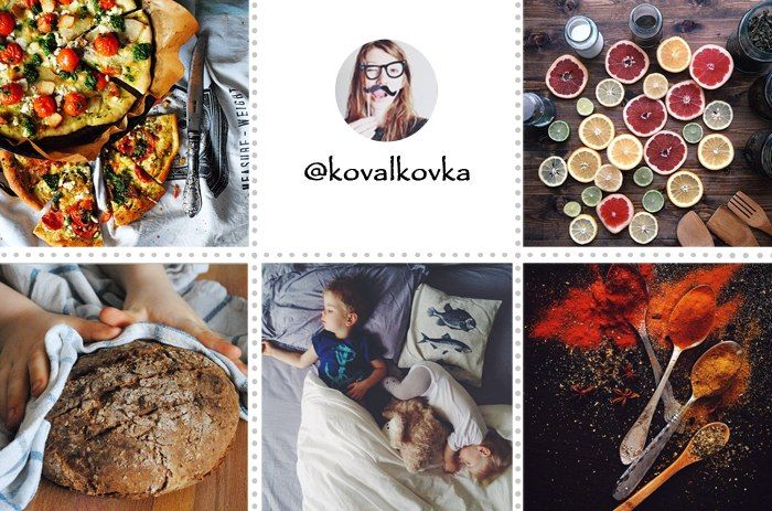 InstaMONDAY {@im.katia + @kovalkovka} | Sweet home