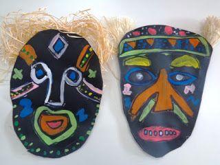 5o - 7o ΝΗΠΙΑΓΩΓΕΙΑ ΤΥΡΝΑΒΟΥ: ''Καρναβάλι και Μάσκες απ' όλο τον κόσμο''