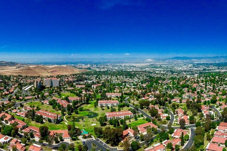 Laguna Woods Village is a #retirement community for active adults with 2,100 acres of rolling hillside.