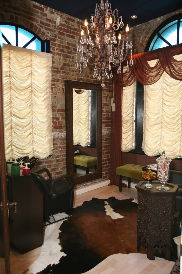 129 best hair salons images on Pinterest | Hairstyles, Salon ideas ...