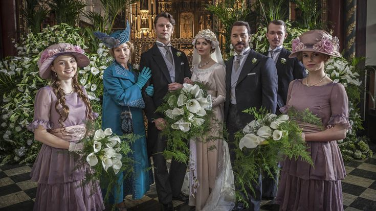 Mr Selfridge returns to for its third season. The biggest development is the integration of Harry Selfridge's daughters, Rosalie & Violette, (played by real life sisters Kara and Hannah Tointon) in particular with Rosalie, whose marriage to Sergei Di Bolotoff (Leon Ockenden) will no doubt cause problems. Sergei is an odious creation, clearly using the Selfridge name to gain funds for his aerodrome and marrying Rosalie to ensure it.