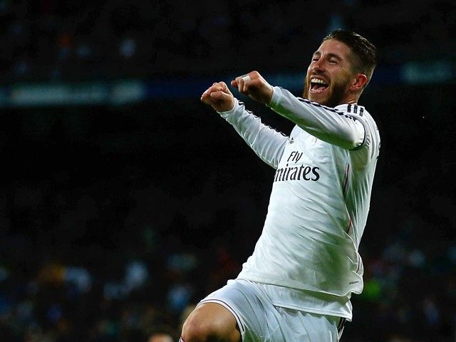 Result: Real Madrid captain Sergio Ramos heads late equaliser in El Clasico