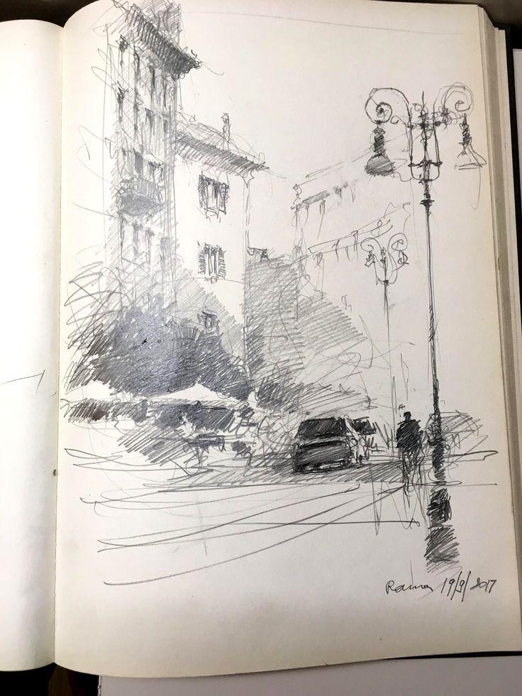 Joseph Zbukvic, Rome