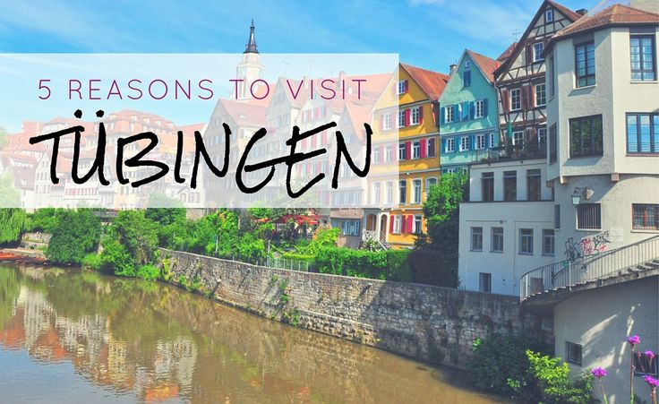 5 reasons to visit tbingen germany right now