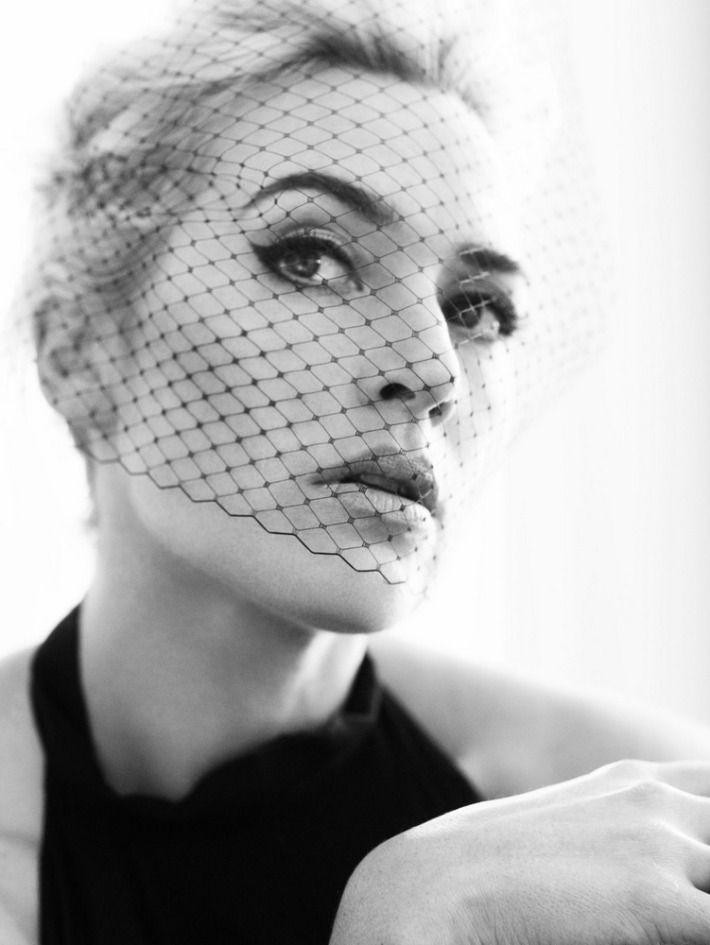 Kate Winslet photographed by Alexi Lubomirski for Harper's Bazaar UK April 2013.