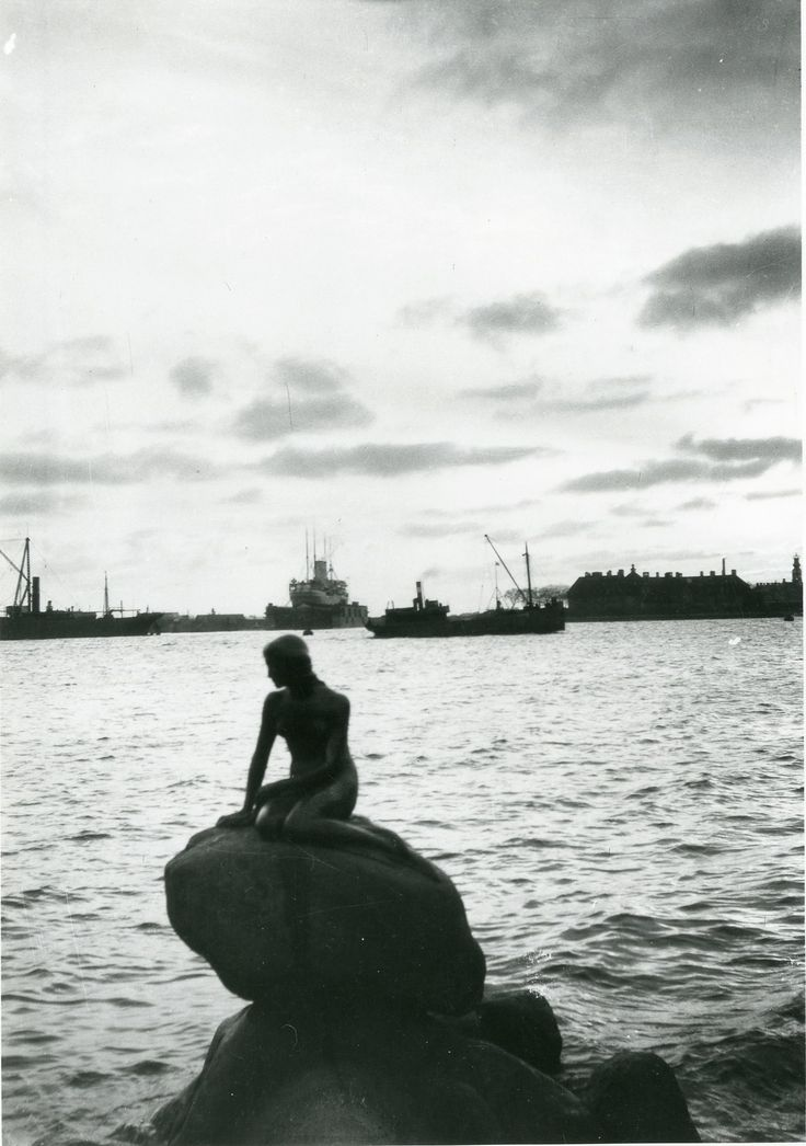 Den lille Havfrue 1917.
