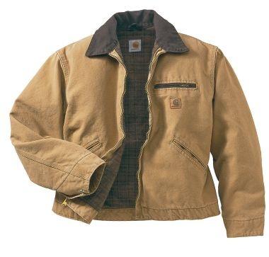 Carhartt® Sandstone Detroit Jacket