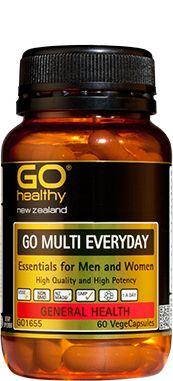 go multievery 60caps