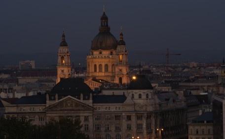 Budapest este, Budapest at night