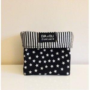 Box de rangement Eva & Oli - Allstar Black