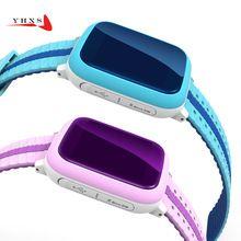 Waterproof Smart Watch Kids Children Baby GPS WiFi Locator Tracker SOS Call SIM Card Remote Monitor Smartwatch PK Q750 Q100 Q90(China)