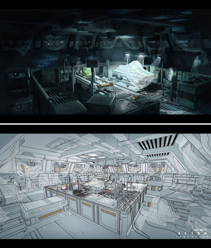 A collection of over 40 concept art images by Alien: Isolation's artist, Bradley Wright, have now been uploaded online. You can check the full batch at the artist's portfolio here or below at our galleries. […]