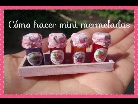 How to make mini bottles / Cómo hacer mini botellitas - YouTube