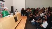 """Jose Manuel """"Chepo"""" de la Torre, Director Tecnico de Mexico en conferencia de prensa"""