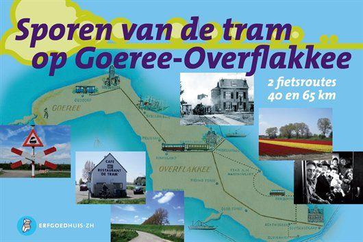 Fietsroute 'Sporen van de tram', langs het erfgoed van de Rotterdamsche Tramweg-Maatschappij