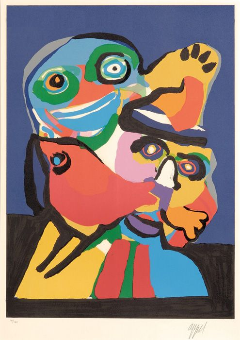 Karel Appel (1921 - 2006)