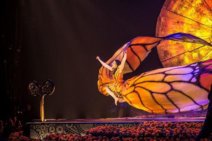 Unexpected Thrills in Cirque du Soleil's Luzia | UrbanMoms