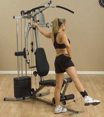 Best Fitness BFMG20 Sportsmans Gym Price - $469.00