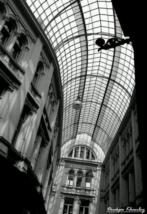 Charleroi passage de la Bourse