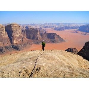 Jordan Day Trips to Wadi Rum Tours From Amman