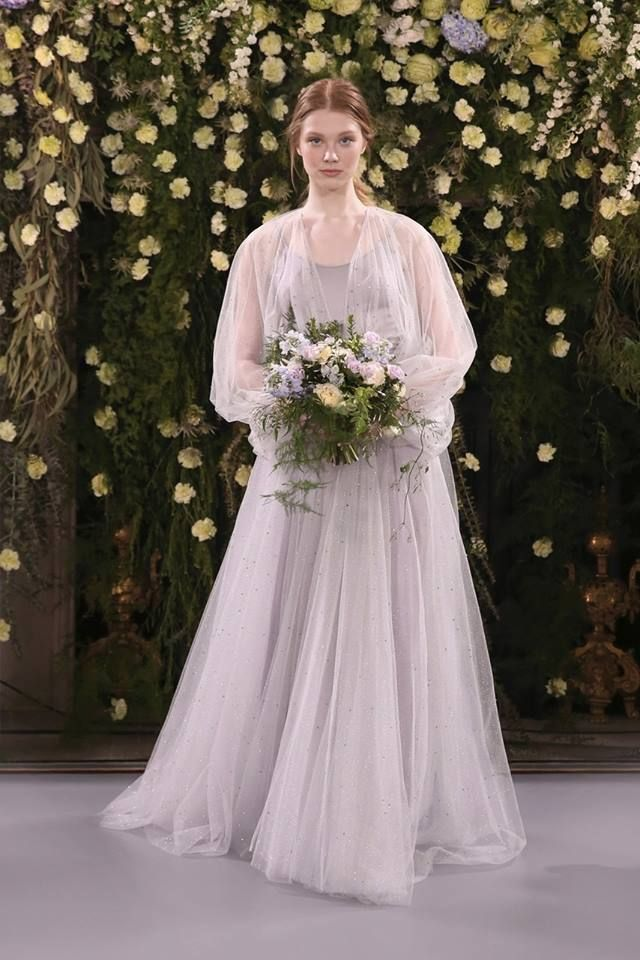 Wedding Gown Trends For 2019 Everything Trickles Down From The Paris