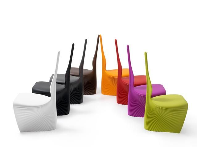 BIOPHILIA by Ross Lovegrove for Vondom.  Available at KE-ZU.     #biophilia #nature #plastic #lovegrove #design #decor #decoration #interiordesign #interiordecoration #furniture #vondom #spain #milano2013 #saloneinternazionale #colour