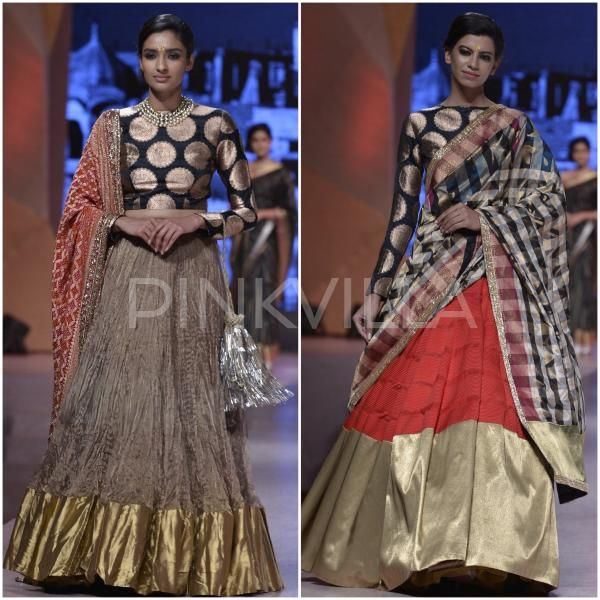 Runway Report : A look at Manish Malhotra's traditional Indian collection
