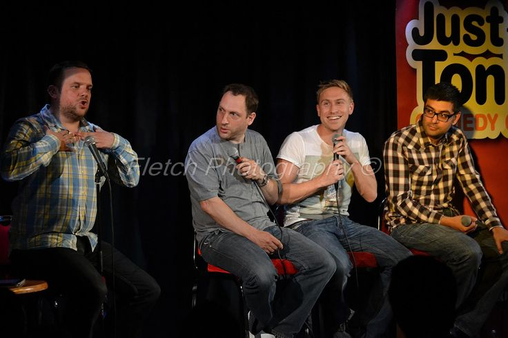 .Mark Olver, Adam Bloom, Russell Howard