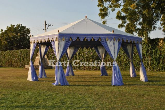 Imperial Garden Tent  https://kirticreation.wordpress.com/2016/07/26/imperial-garden-tent/