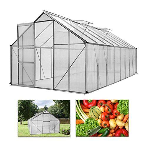 17 meilleures id es propos de serre de jardin polycarbonate sur pinterest camille serre - Serre de jardin amazon ...