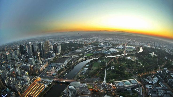 Eureka Skydeck 88, Melbourne, VIC. Photo by Seek with Dave.