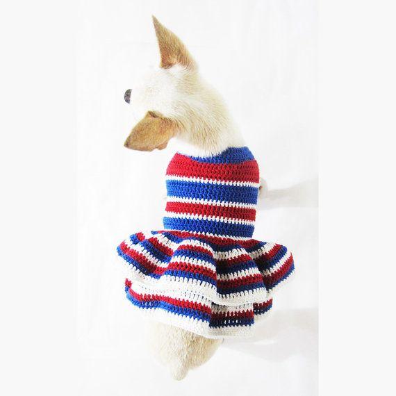 Mejores 63 imágenes de ROPA PERRITOS en Pinterest | Ropa para perros ...