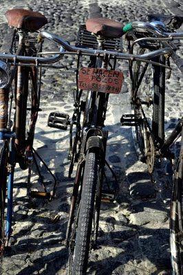 solo bicis: Bicis antiguas en... si, Antigua Guatemala