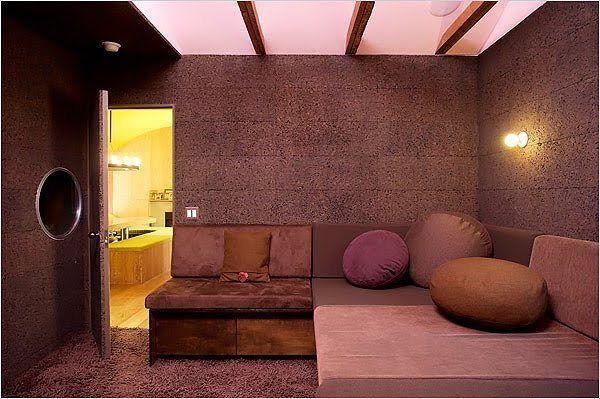 Cork Wall Tiles Soundproofing Jpg 600 215 399 Cork
