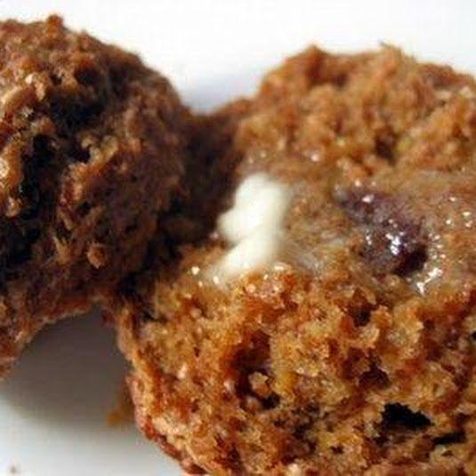 Refrigerator Raisin Bran Muffins (6 weeks)