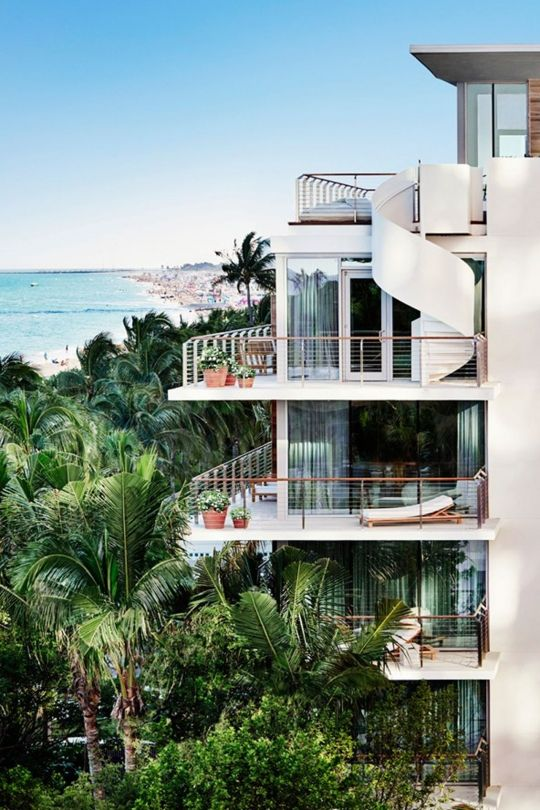 The Miami Beach Edition, Miami  - Vogue Living
