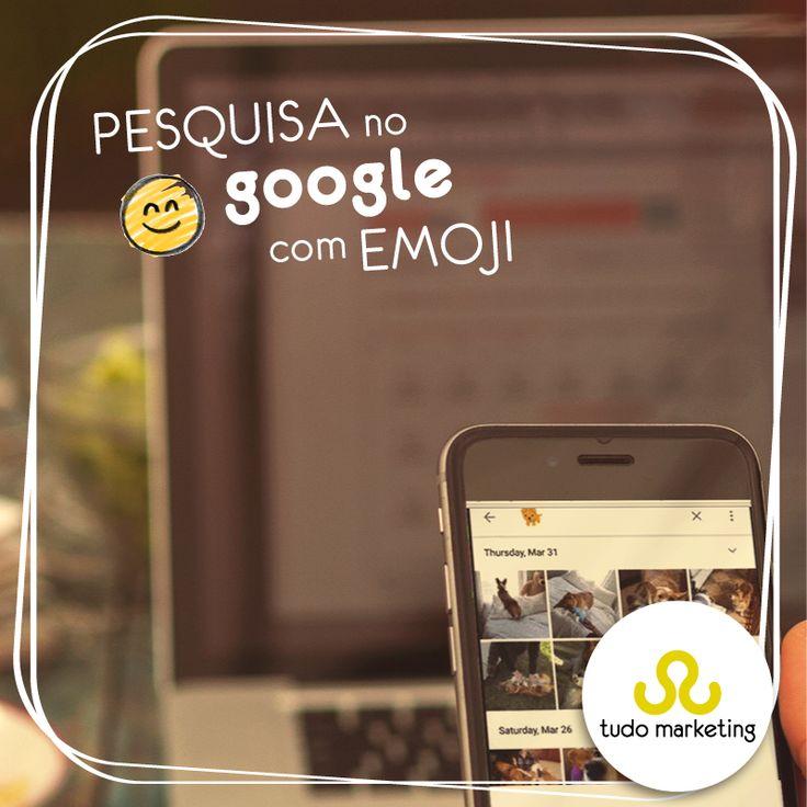 O Google liberou recentemente buscas no aplicativo de imagens Google Photo usando emojis. O sistema do aplicativo associa automaticamente o emoji às fotos armazenadas que mais correspondem ao resultado da busca. Se uma imagem vale mais que mil palavras, agora você pode usar emojis! #Google #Emoji #Pesquisa #Curiosidades #Inovacao #TudoMKT #TudoMarketing